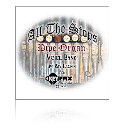 All The Stops - Voice Bank for Yamaha Motif Classic/Motif Rack