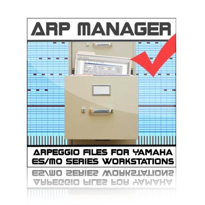 Arp Manager - Yamaha Motif ES/S90ES/MO - S90 ES - Voice