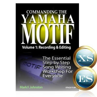 Commanding the Motif eBook Vol. 1