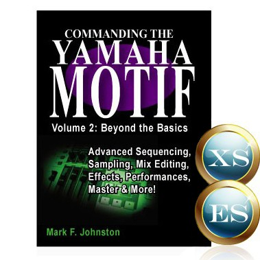 Commanding the Motif eBook Vol. 2