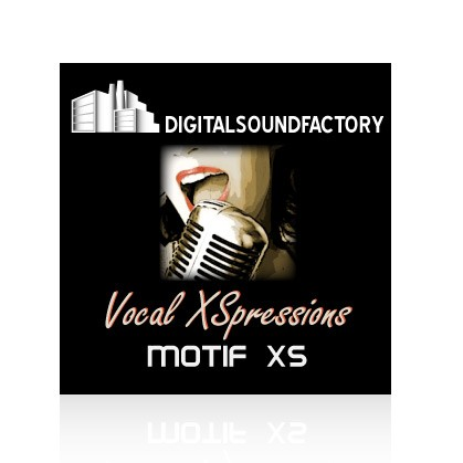 Yamaha Motif Xf Factory Voice Library