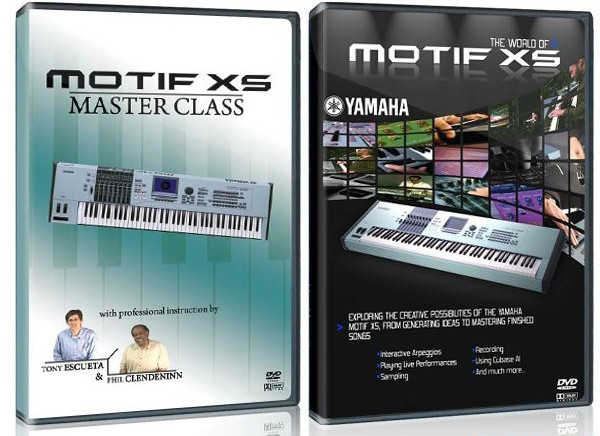 Full Motifation Special for Motif XS