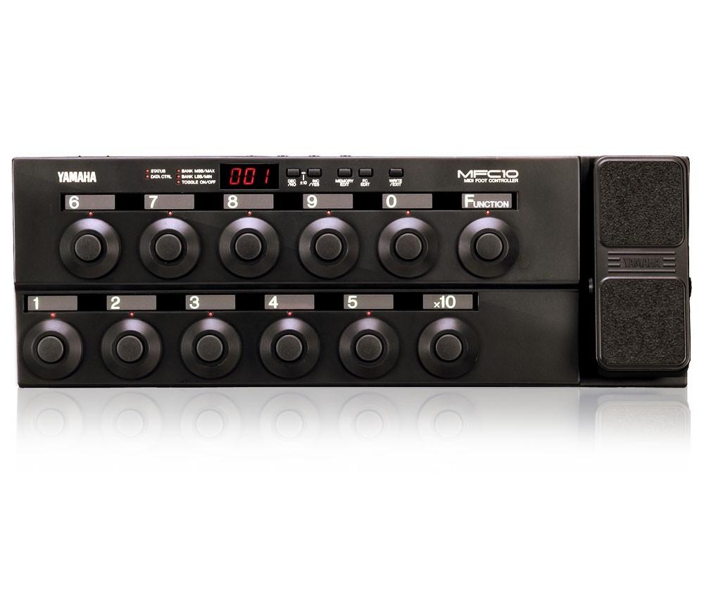 MFC10 MIDI Foot Controller