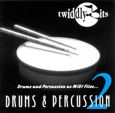 Twiddly.Bits Drums And Percussion 2