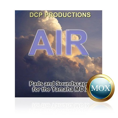 Air - Voice Bank for Yamaha Motif MOX