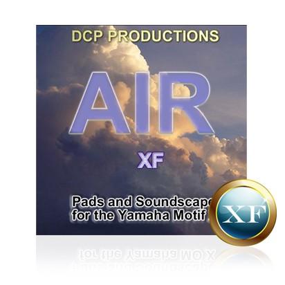 Air - Voice Bank for Yamaha Motif XF