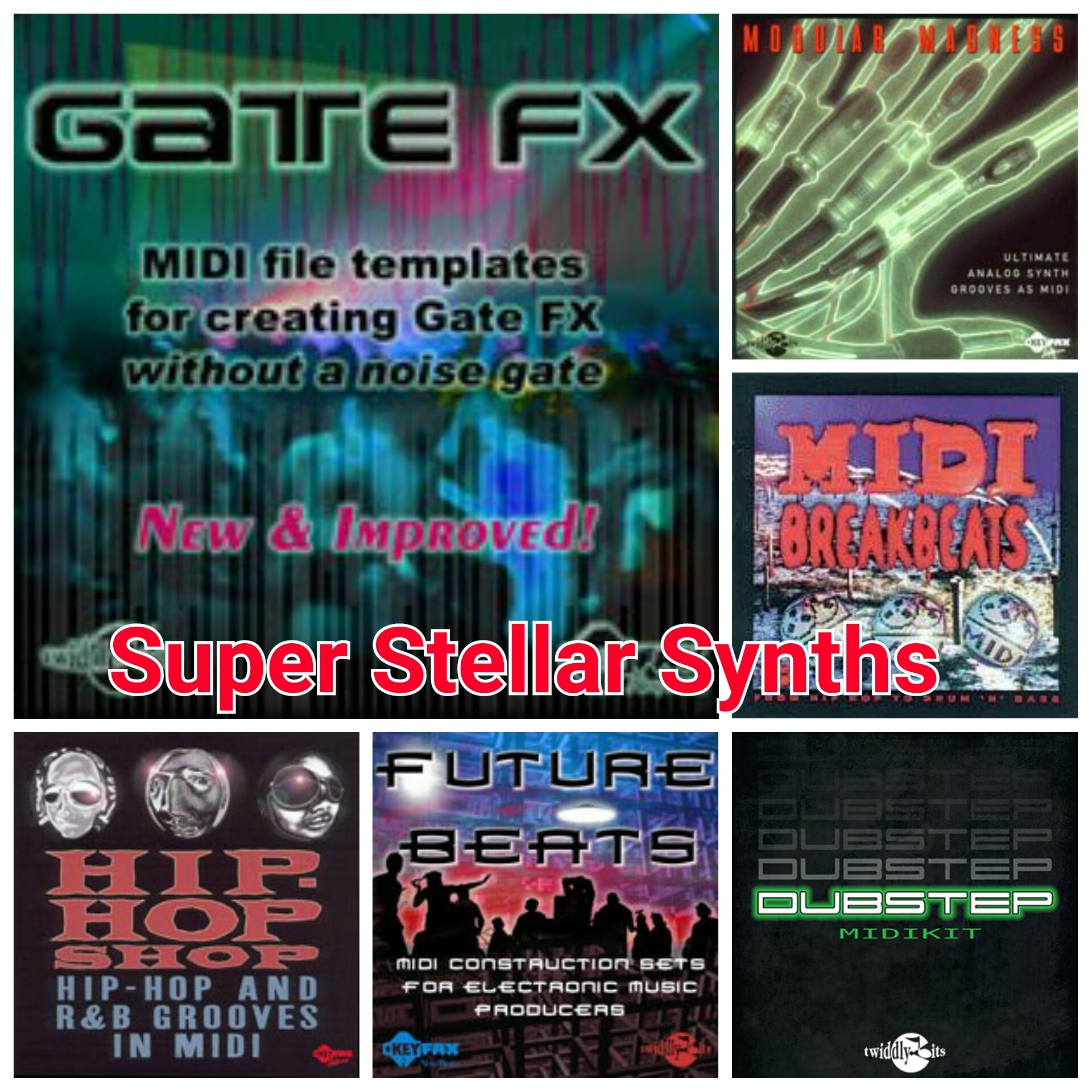 Super Stellar Synths Performance Pack