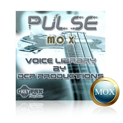 Pulse - Voice Band for Yamaha Motif MOX