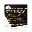 Digital Sound Factory Steinway Model L Grand Piano Voice Bank for Motif XS