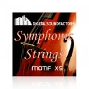 Digital Sound Factory Symphonic XStrings Voice Bank for Motif XS