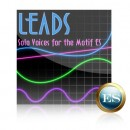 Leads - Voice Bank for Yamaha Motif ES
