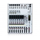 MW12cx: 12 in/2 out USB Mixer with Compressor and FX
