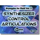 Synthesizer Control Articulations