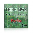 Tech QSX - Voice Bank for Yamaha Classic/Motif ES/Rack/Rack ES/MO6/MO8