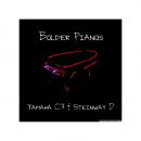 Bolder Piano Collection - Voice Bank for Yamaha Motif  'classic'