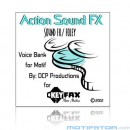 Action Sound FX Foley  - Voice Bank for Yamaha Motif ES/Classic