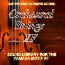 Orchestral Strings - Voice Bank for Yamaha Motif XF