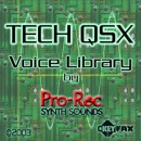 Pro-Rec Synth Sounds - Tech QSX for S90ES