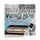Vintage Keys - Voice Bank for Yamaha MO XF