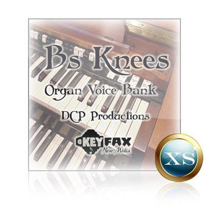 B's Knees - Voice Bank for Yamaha Motif XS