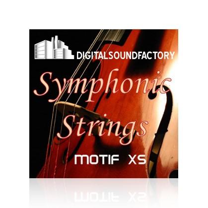 Digital Sound Factory Symphonic XStrings Voice Bank for Motif XS