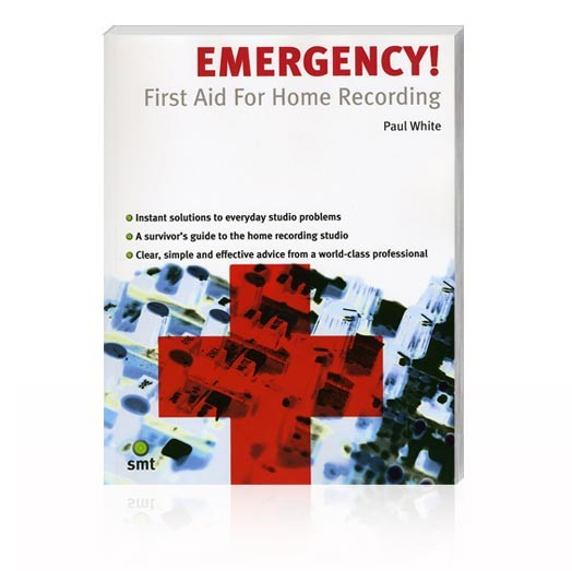 Emergency! First Aid For Home Recording