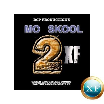 Mo Skool 2 for Motif XF