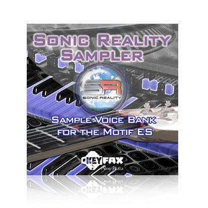 Sonic Reality Sampler - Voice Bank for Yamaha Motif ES