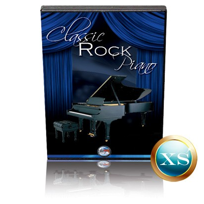 Sonic Reality Classic Rock Piano for Motif XS and XF