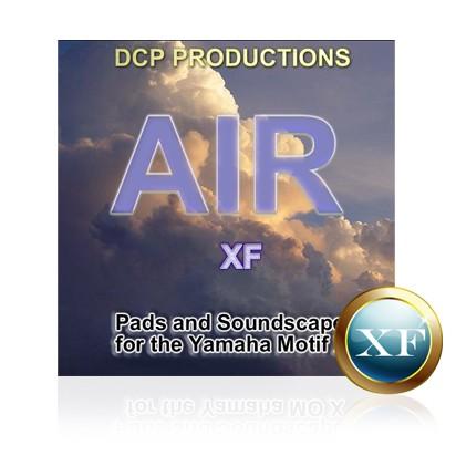 Air - Voice Bank for Yamaha Motif XF
