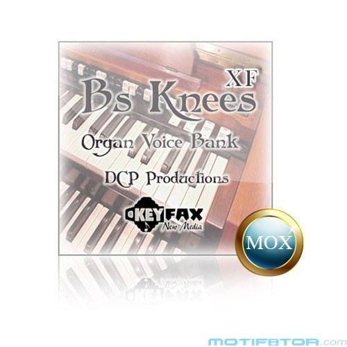 B's Knees - Voice Bank for Yamaha Motif MOX