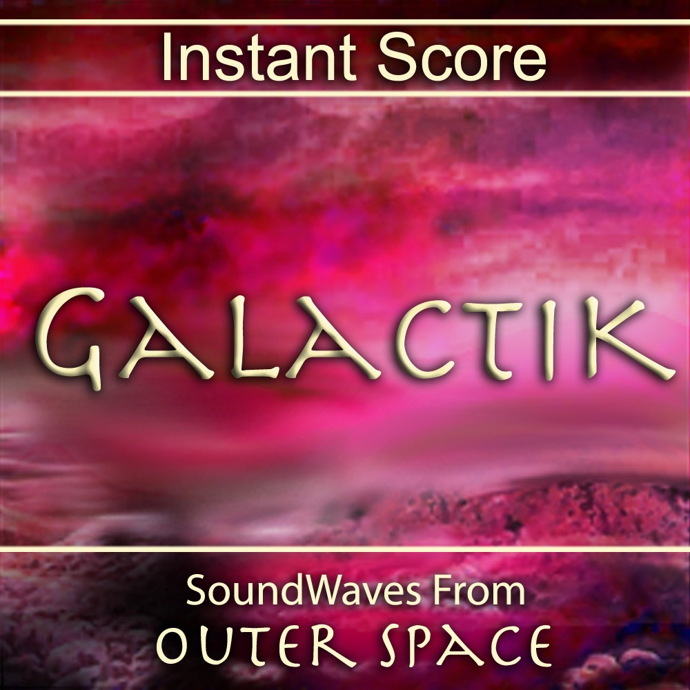 Galactik Visions  - Voice Bank for the Motif XS