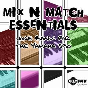 Mix 'n' Match Essentials for S90/S90ES