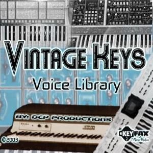Vintage Keys for S90/S90ES
