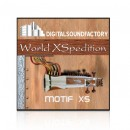 World XSpedition Instrument Collection Voice Bank for Motif XS