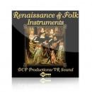 Renaissance & Folk Instruments - Voice Bank for Yamaha Motif ES