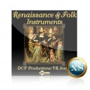 Renaissance & Folk Instruments - Voice Bank for Yamaha Motif XS