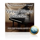 Virtual Pianos Collection for the Motif XS