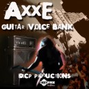 Axxe - Guitar Voice Bank for S90ES