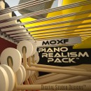 Piano Realism Pack--Live Edition for MOXF