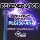 Regenerator Voices for use with the PLG150AN for S90