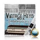 Vintage Keys - Voice Bank for Yamaha Motif MOX